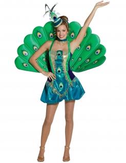 Pfau Kostüm Deluxe