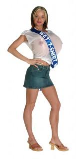 Wet T-Shirt Gewinnerin Kostüm