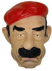 Saddam Hussein Maske für Erwachsene