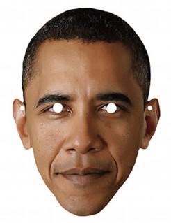 Maske Barack Obama hautfarben