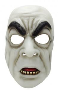 Nachtleuchtende Vampirmaske Halloween-Accessoire