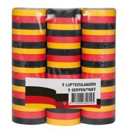 Deutschland Luftschlangen Set