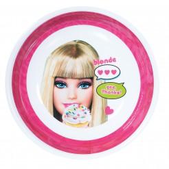 Barbie™ Suppenteller Lizenzware