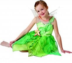 Kleine Fee Kinderkostüm Elfe grün