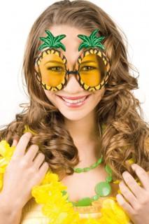 Ananas-Brille für Erwachsene