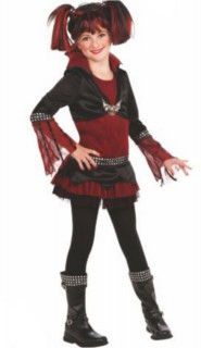 Gothic Kinderkostüm Lilith