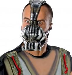 Bane-Maske Batman™-Lizenzmaske grau-schwarz 28x23cm
