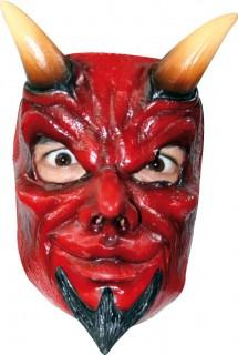Dämon-Maske für Erwachsene Halloween