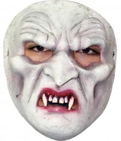 Vampir-Maske Vollmaske aus Latex Halloween für Erwachsene