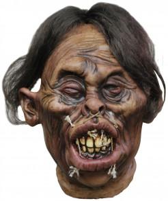 Voodoo-Schädel Halloweendeko