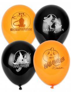 100 Luftballons Halloween