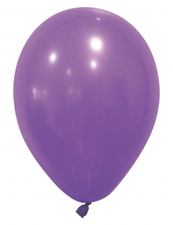 Party-Luftballons Party-Deko 12 Stück violett 28cm