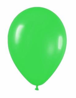Party-Luftballons Party-Deko 12 Stück grün 28cm