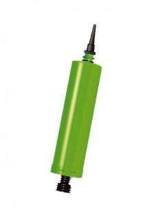 Luftballon-Pumpe Luftpumpe grün-schwarz