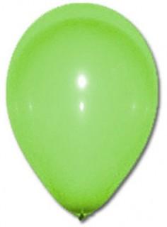 Luftballons Ballons Party-Deko 100 Stück limonengrün 30cm