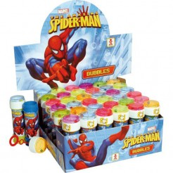Spiderman™-Seifenblasen Lizenzartikel bunt 60ml