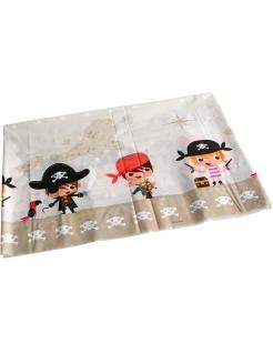 Plastik-Tischdecke - Pirat