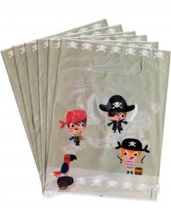 Geschenktütchen mit Piratenmotiv