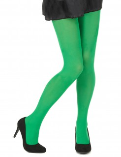 Damenstrumpfhose Feenstrumpfhose grün