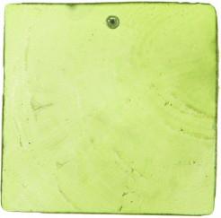 Tischkarten quadratisch 6 Stück grün