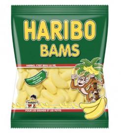 Haribo Banane Süssigkeiten 120g