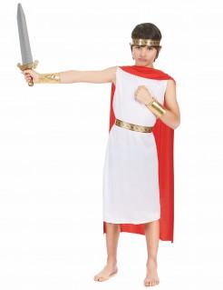 Römer Kinder-Kostüm rot-weiss-gold
