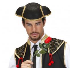 Erwachsenen-Hut im Stil eines Toreros
