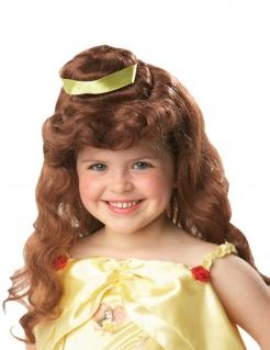 Belle-Perücke Mädchen braun