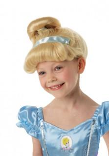 Cinderella Lizenz-Perücke für Mädchen blond
