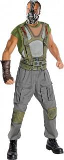 The Dark Knight Rises Bane Deluxe Kostüm Lizenzware grün-grau-rot