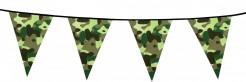 Camouflage-Girlande Soldaten-Girlande
