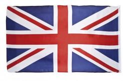 Vereinigtes Königreich-Flagge Deko blau-rot-weiss 90x150cm