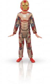 Iron Man 3™-Kinderkostüm rot