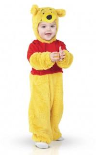 Winnie Puuh™ Overall für Babys gelb-rot