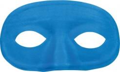 Augenmaske Halbmaske für Erwachsene blau