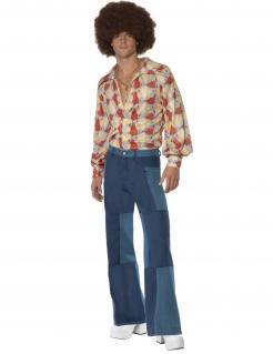 70er-Jahre-Disco-Kostüm für Herren