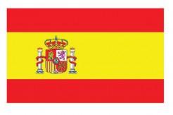 Spanien-Fahne 150x90cm