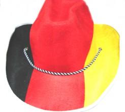 Deutschland-Cowboyhut