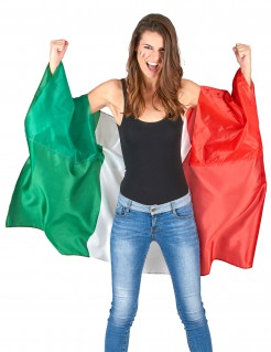Italien-Fanartikel Umhang
