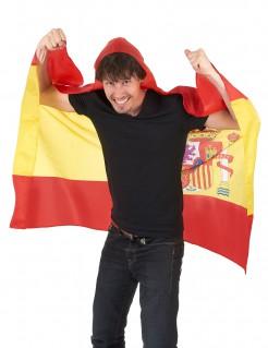 Spanien-Fanartikel Umhang