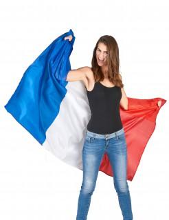 Frankreich-Fanartikel Umhang