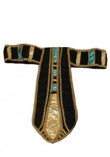 Gürtel Ägypterin Cleopatra gold-schwarz