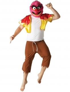 Das Tier™-Muppets-Kostüm für Erwachsene bunt