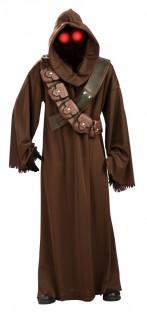 Jawa Star Wars Original Lizenz Kostüm braun