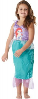 Ariel™-Kostüm Meerjungfrauen-Damenkostüm