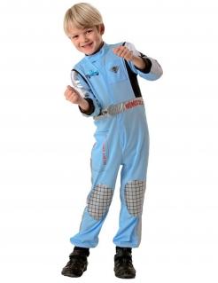 Cars 2 Finn Mc Missile Kinder-Kostüm Lizenzware blau