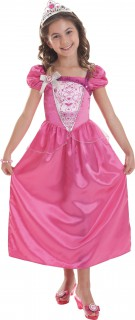 Barbie™-Kinderkostüm Prinzessin