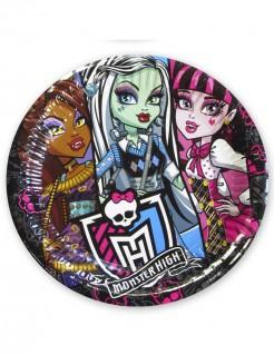 Monster High™-Partyteller Lizenzartikel 5 Stück