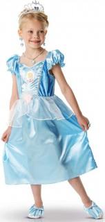 Zauberhaftes Cinderella™-Mädchenkostüm Disney-Kinderkostüm