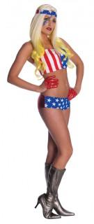 Heisses Lady Gaga™ USA Kostüm Lizenzware